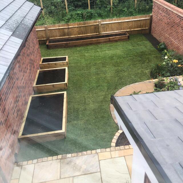 Harrod Horticultural 5 star review on 21st September 2021