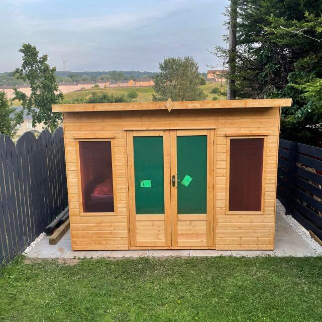 Sheds.co.uk 5 star review on 31st July 2021