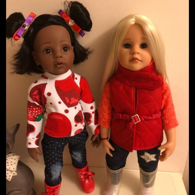 My Doll Best Friend Ltd 4 star review on 13th April 2019