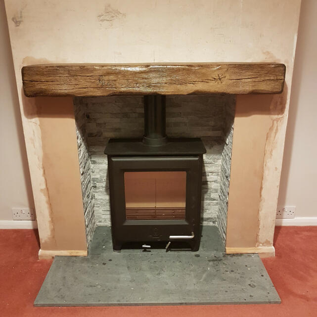Manor House Fireplaces 5 star review on 23rd February 2021