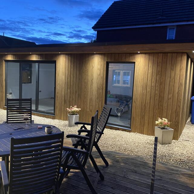 Outdoor Building Group 5 star review on 1st June 2020