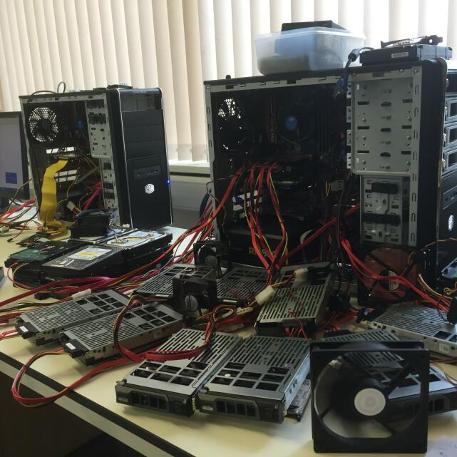 R3 Data Recovery Ltd 5 star review on 28th March 2016