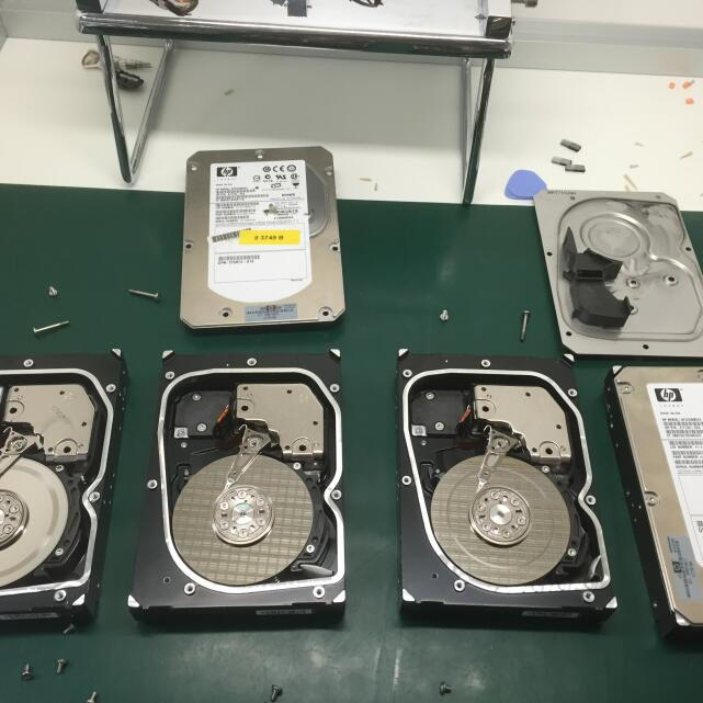 R3 Data Recovery Ltd 5 star review on 31st March 2016