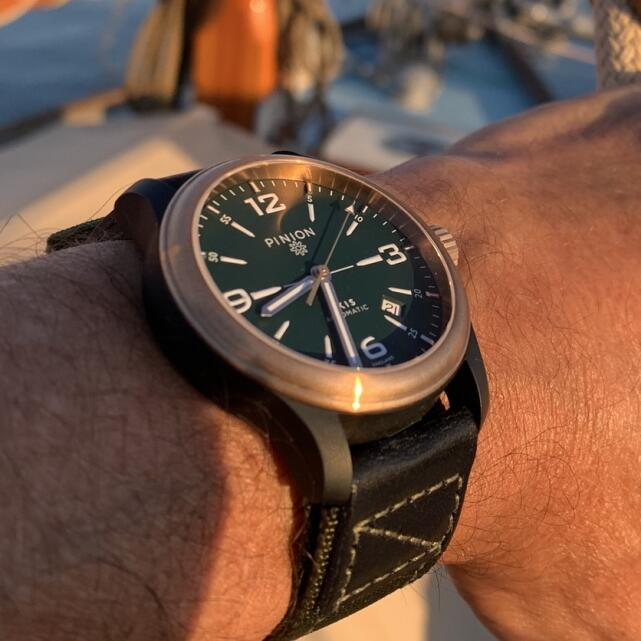 Pinion Watches 5 star review on 22nd May 2020