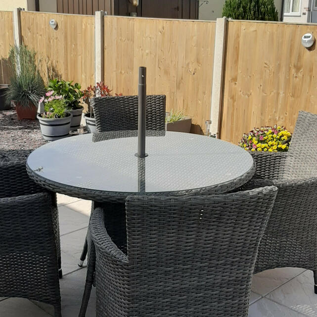 Only Oak Furniture 5 star review on 8th June 2021