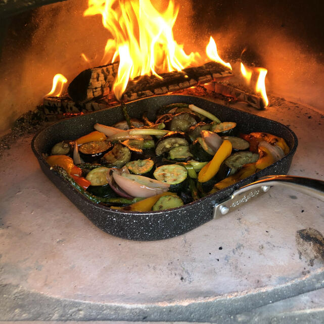 Fuego Wood Fired Ovens 5 star review on 6th July 2021