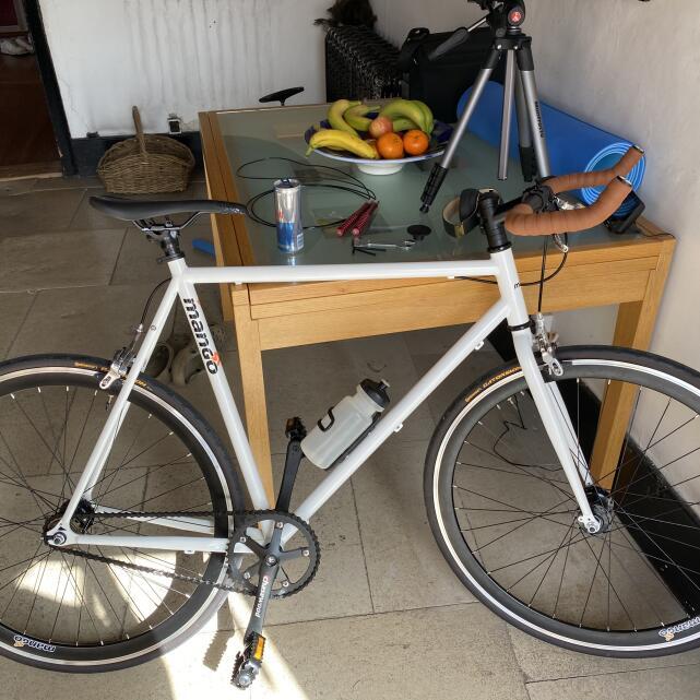 Mango Bikes 4 star review on 16th April 2021