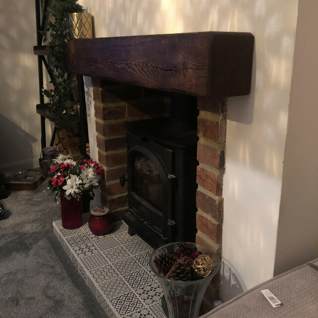Traditional Beams 5 star review on 8th January 2021