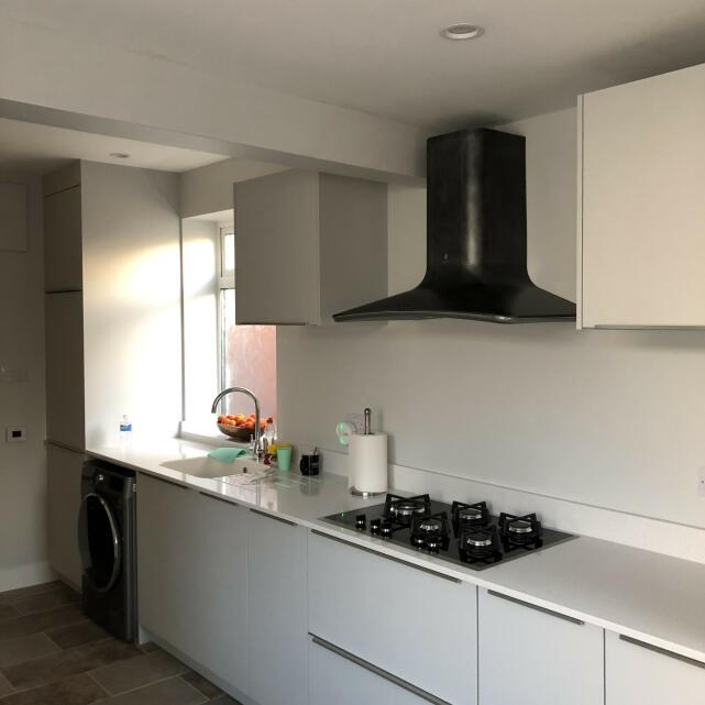 Artisan Interiors Ltd 5 star review on 9th May 2019