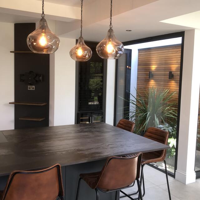 Artisan Interiors Ltd 5 star review on 18th July 2021