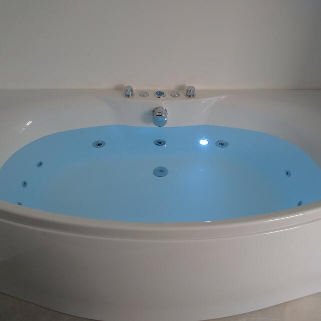 The Whirlpool Bath Shop 5 star review on 26th November 2016