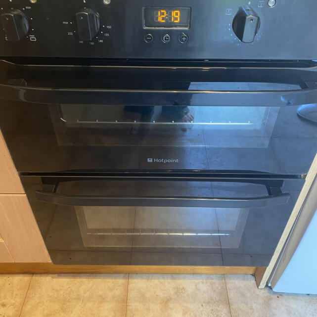 Select Oven Cleaning 5 star review on 22nd September 2021
