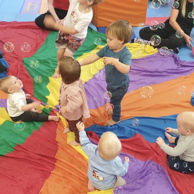 Gymboree Play & Music UK 5 star review on 6th October 2020