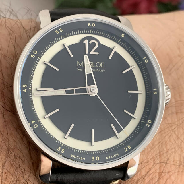 Marloe Watch Company  5 star review on 28th December 2020