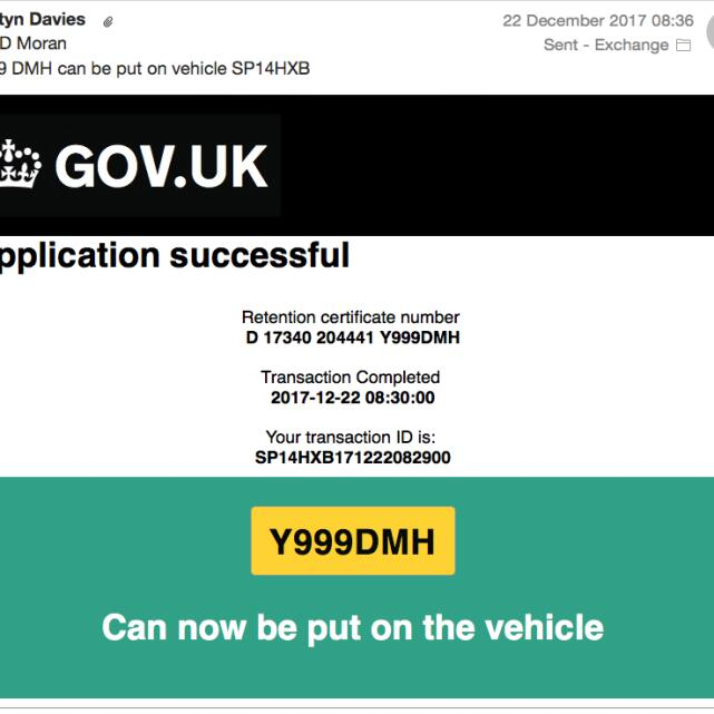The Private Plate Co. 2 star review on 6th January 2018