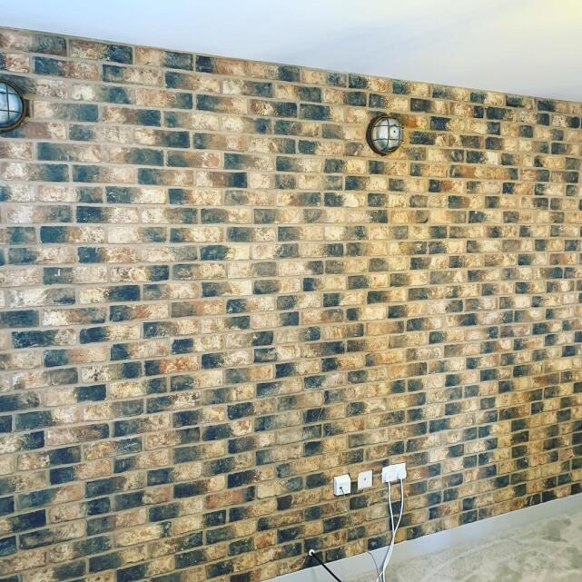 Reclaimed Brick-Tile 5 star review on 2nd July 2020
