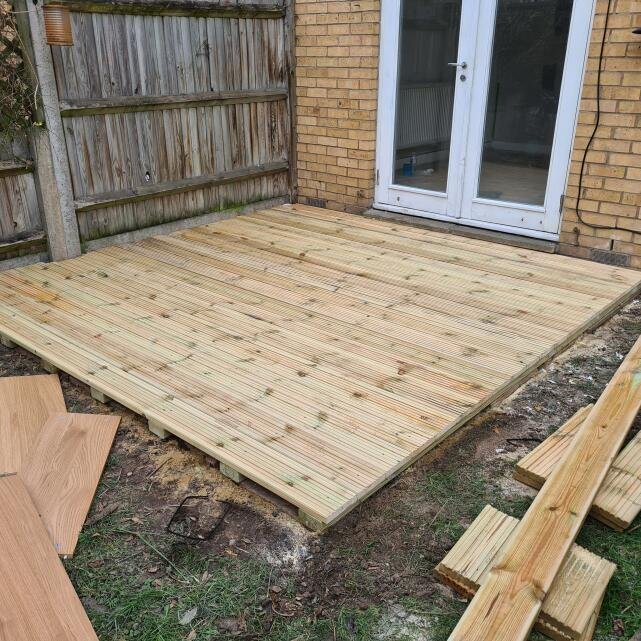 Fulham Timber 5 star review on 15th February 2021