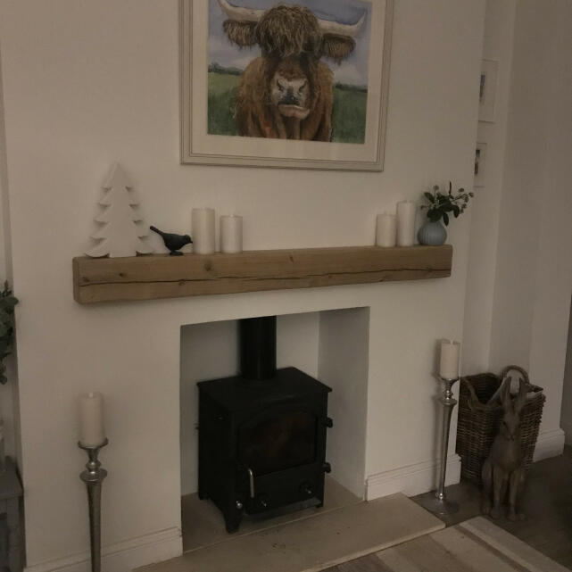 Traditional Beams 4 star review on 11th January 2021