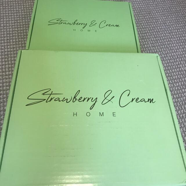 Strawberry & Cream - Home 5 star review on 20th January 2021