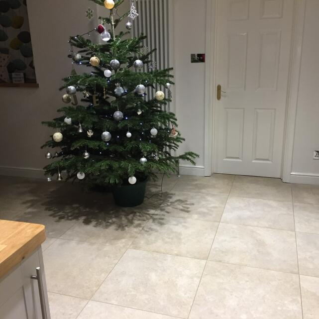 The London Tile Co. 5 star review on 27th December 2017