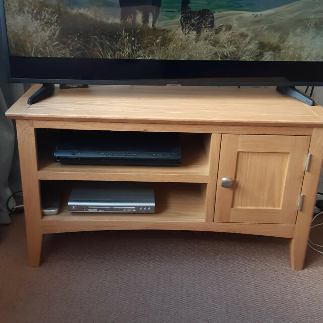 Chiltern Oak Furniture 5 star review on 10th July 2020