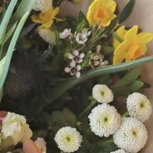 Interflora UK 5 star review on 11th April 2021