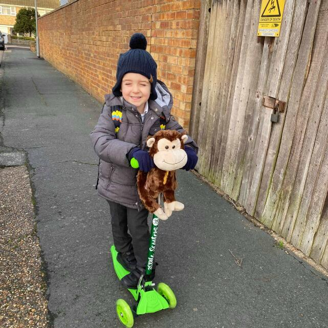 3styleScooters® 5 star review on 4th December 2020