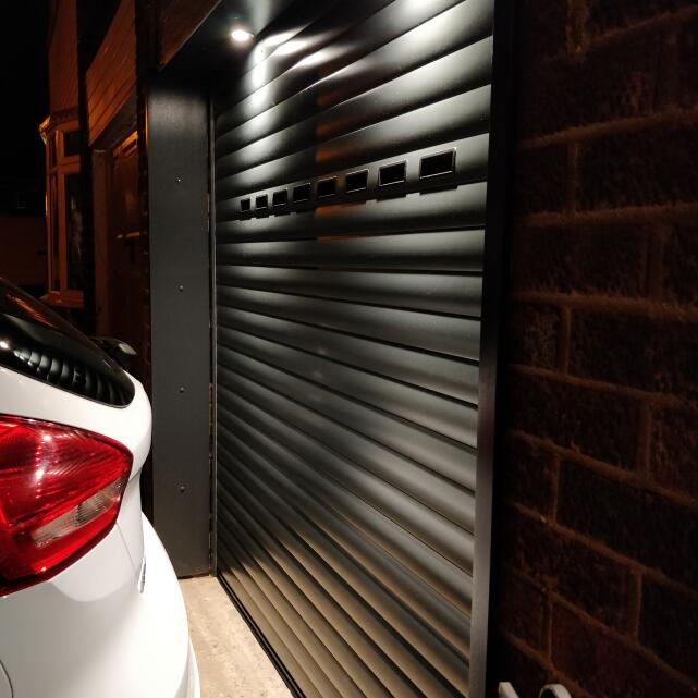 Arridge Garage Doors 5 star review on 28th January 2019
