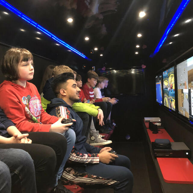 Gamewagon Limited 5 star review on 20th November 2019