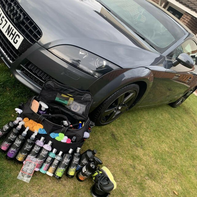 Auto Finesse 5 star review on 30th October 2020