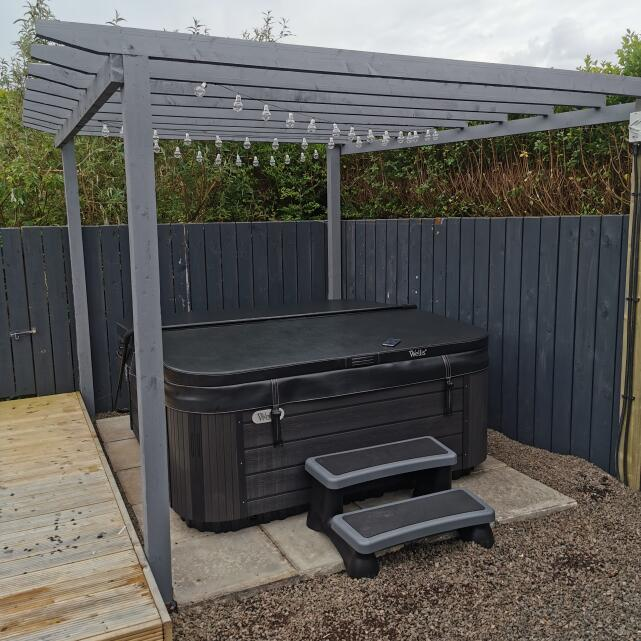 Hot Tub Centre NI 5 star review on 9th June 2021
