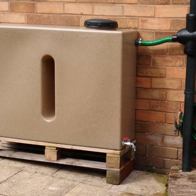 Water Butts Direct 4 star review on 29th August 2021