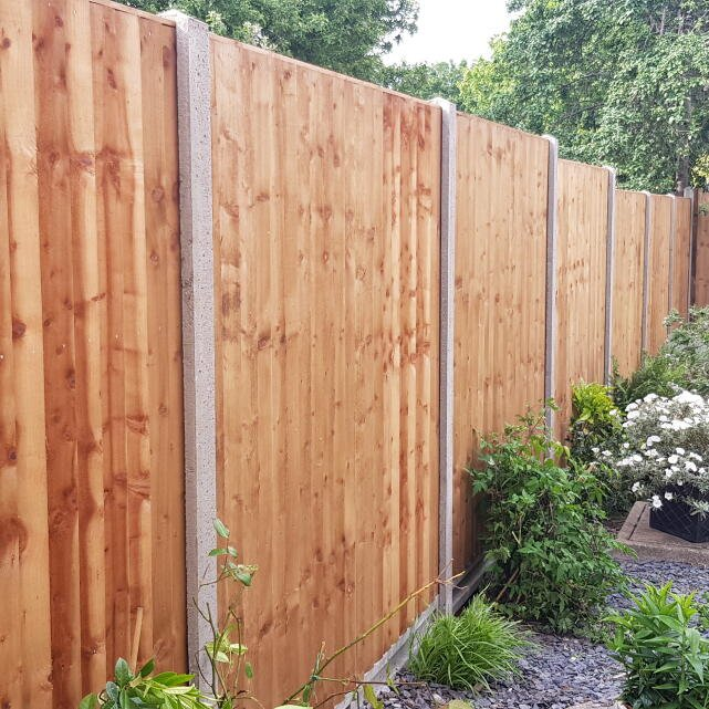Harrow Fencing Suppliers 5 star review on 11th June 2021