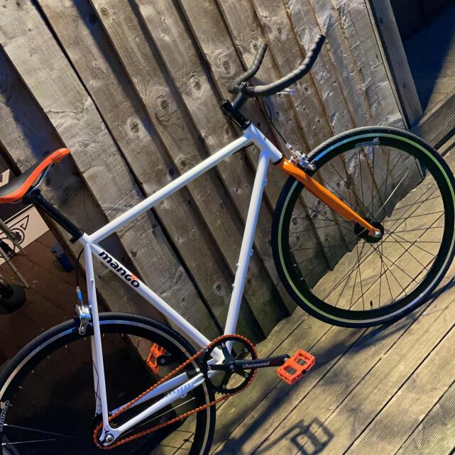 Mango Bikes 5 star review on 20th April 2021