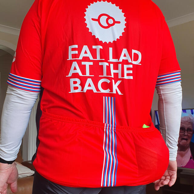 Fat Lad At The Back 5 star review on 19th July 2020