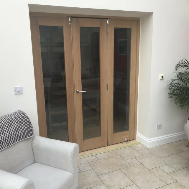 Aspire Doors Limited 5 star review on 12th January 2021