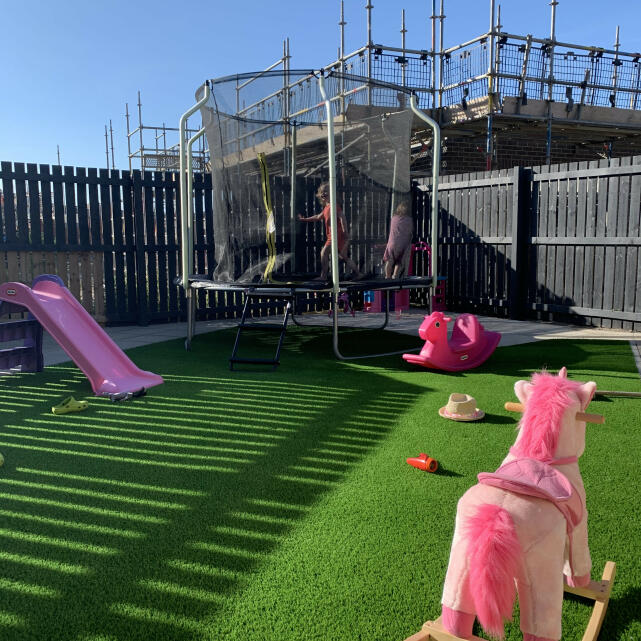LazyLawn 5 star review on 2nd June 2020