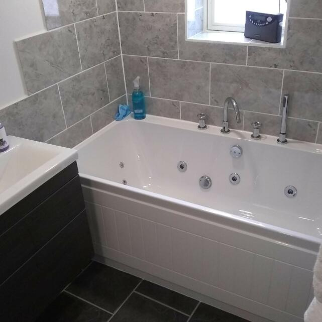 The Whirlpool Bath Shop 4 star review on 23rd June 2021