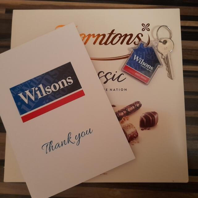 Wilsons Estate Agents 5 star review on 7th February 2021