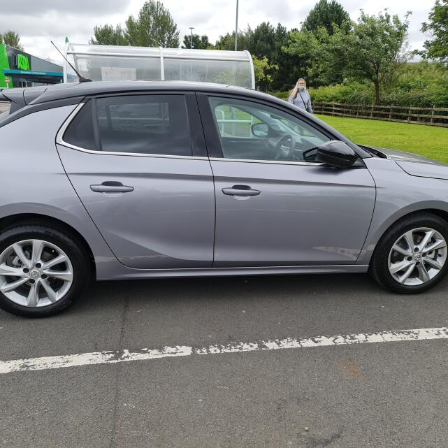 CARZ Glasgow 5 star review on 19th August 2021