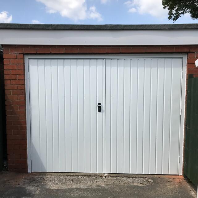 Arridge Garage Doors 5 star review on 1st August 2019