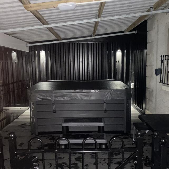 Hot Tub Centre NI 5 star review on 5th March 2021