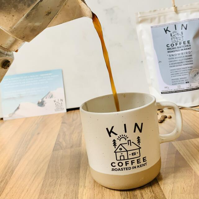 Kin Coffee Limited 5 star review on 23rd May 2021