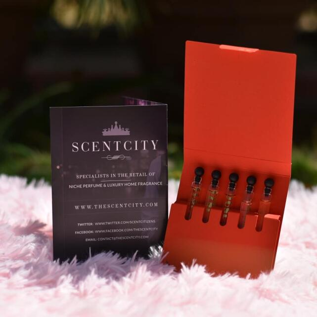 Scent City 5 star review on 20th March 2019