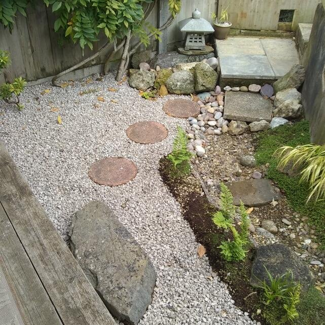 Decorative Aggregates 5 star review on 17th October 2020