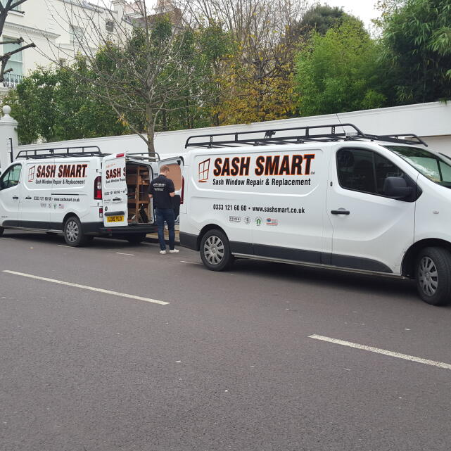 Sash Smart Ltd 5 star review on 9th August 2016