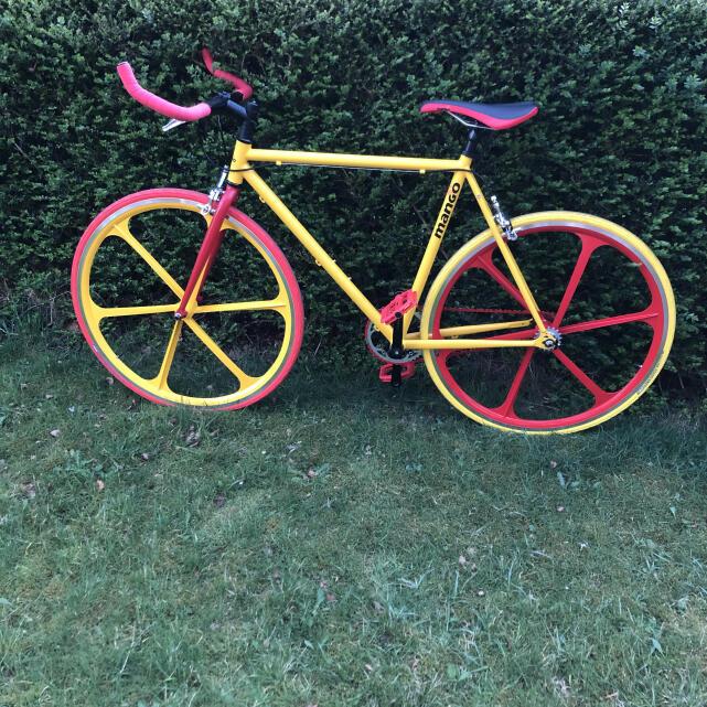 Mango Bikes 5 star review on 16th April 2021