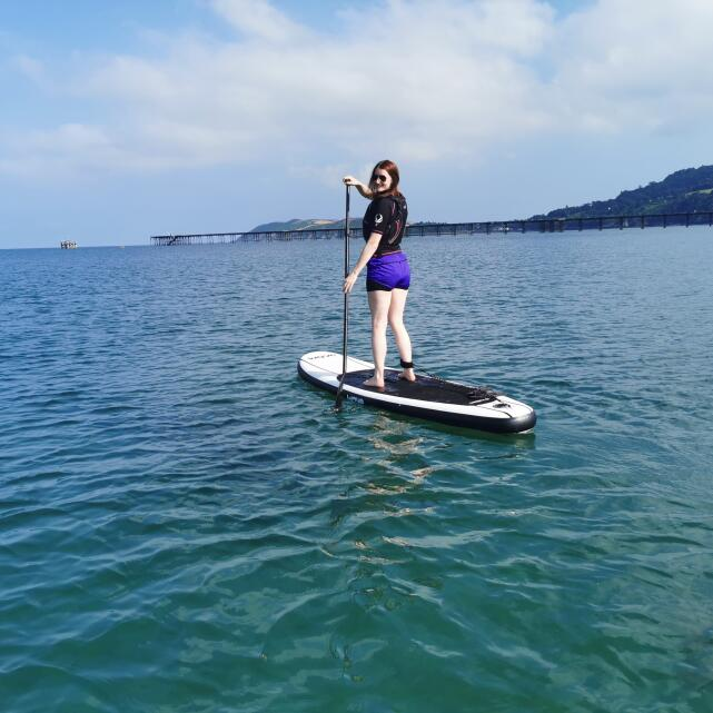 Wave Sup Boards 5 star review on 9th September 2021