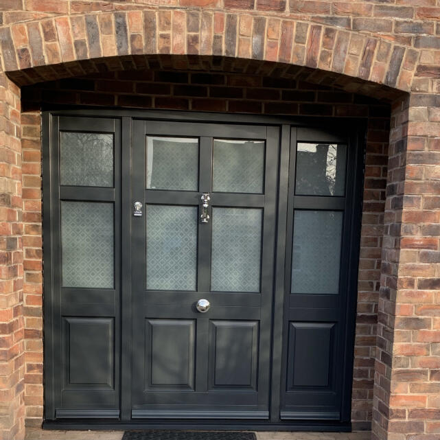 Prestige Windows & Timber Windows of Sheffield  5 star review on 4th May 2021