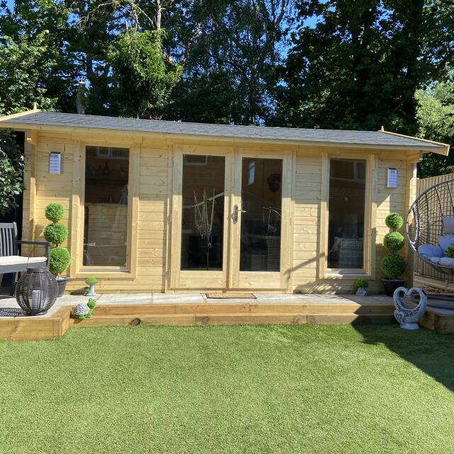 Jacks Garden Store 5 star review on 16th June 2021